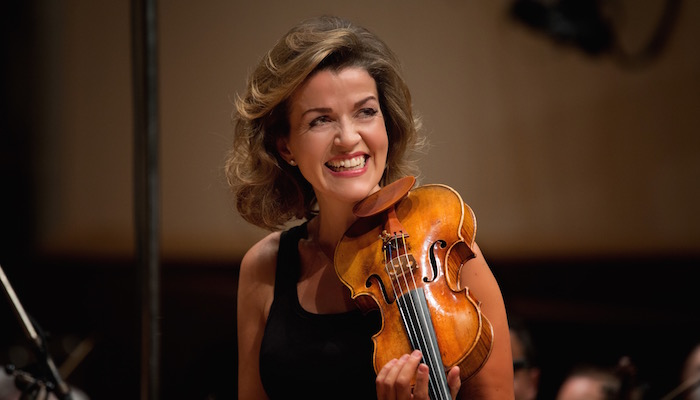 Berlin Philharmonic: Anne-Sophie Mutter, Violin