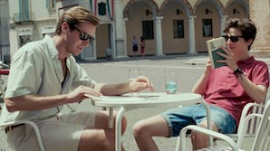 Call Me By Your Name - Rosebud Cinema, Ends Thursday, 2/8