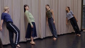 Dance on Camera: In the Steps of Trisha Brown