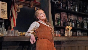 La Fanciulla del West - Rose Theatre