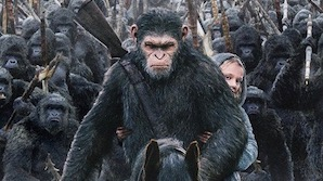War for the Planet of the Apes - Rosebud Cinema