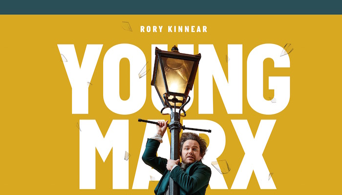 Young Marx - Rose Theatre