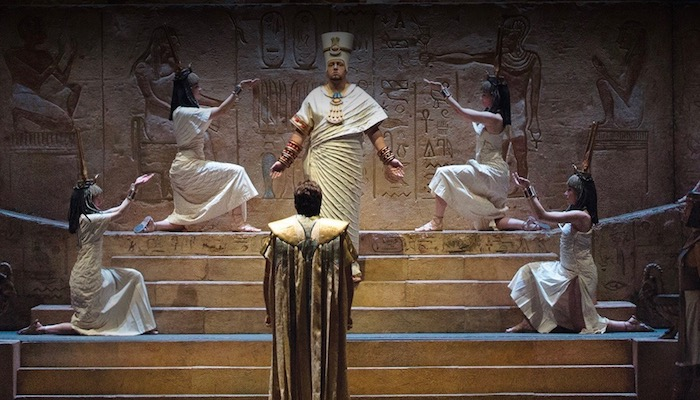 Aida - Rose Theatre