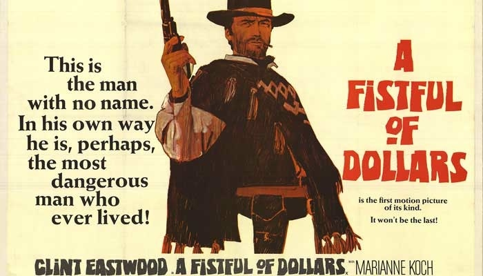 A Fistful of Dollars on Spaghetti Night!