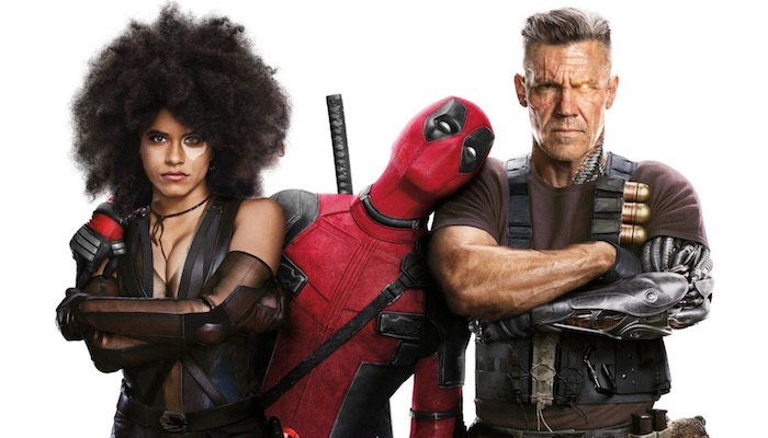 Deadpool 2 - Rosebud Cinema - Ends Thursday 5/31