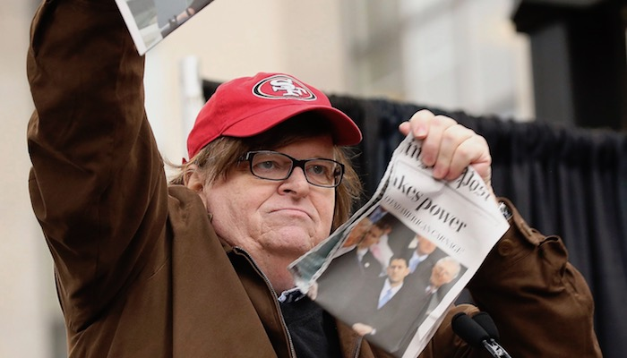 Fahrenheit 11/9 - Rosebud Cinema - Ends Thursday 10/11