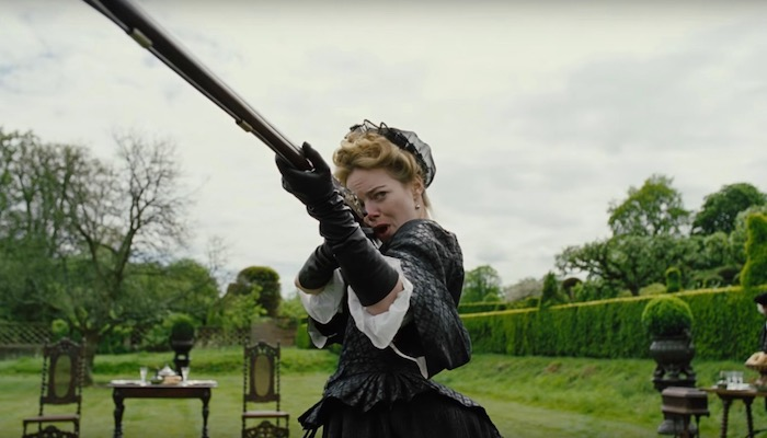 The Favourite - Rosebud Cinema - Ends Thursday 1/10