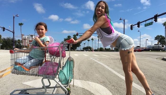 The Florida Project - Ends Thursday, 12/7 - Starlight Room