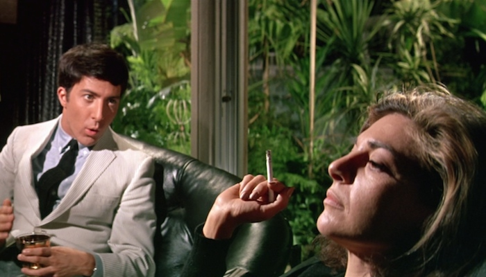 Member Screening: The Graduate