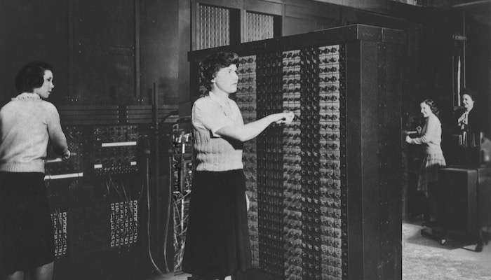 Great Unsung Women of Computing: The Computers, The Coders and the Future Makers