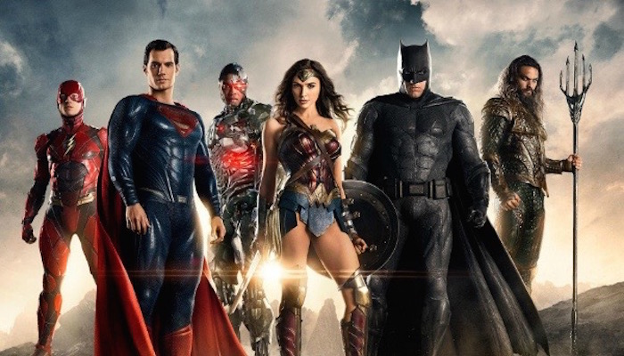 Justice League - Rosebud Cinema - Ends Thursday, 11/30