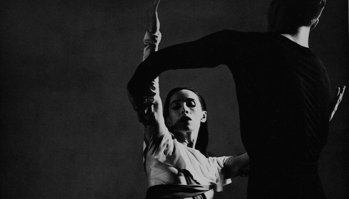 Dance on Camera: Martha Graham - A Dancer's World