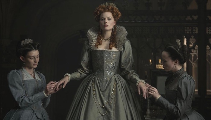 Mary Queen of Scots - Starlight Room - Ends Thursday 1/31