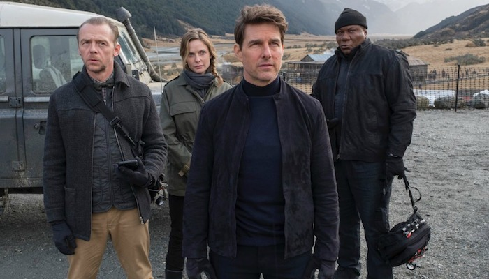 Mission: Impossible - Fallout - Starlight Room - Ends Thursday 8/16