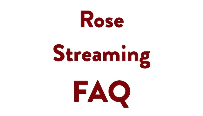 About Rose Streaming