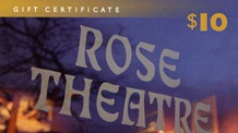 $10 Rose Gift Card